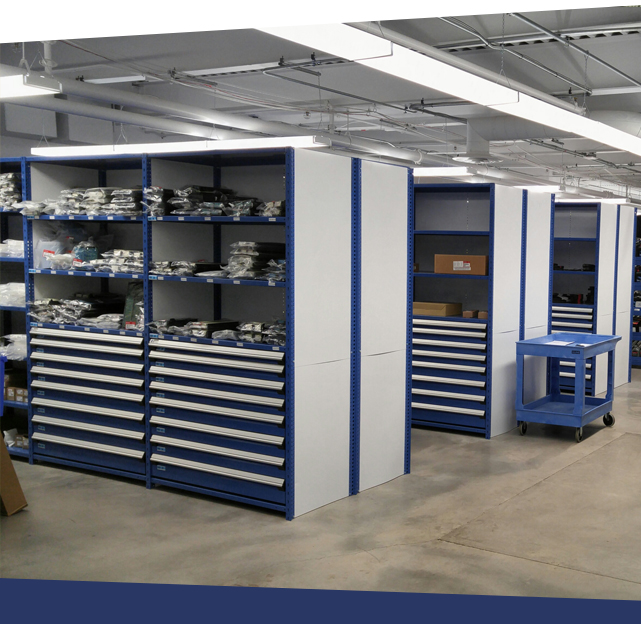 Parts Rooms By Westhead Associates